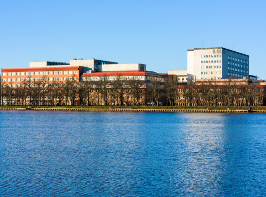 Image for Installation of Integra at hospitals in Sweden