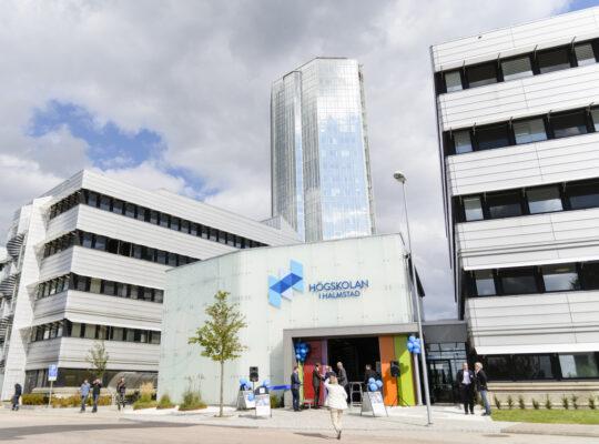 Image for The Integra system secures Högskolan Halmstad in Sweden